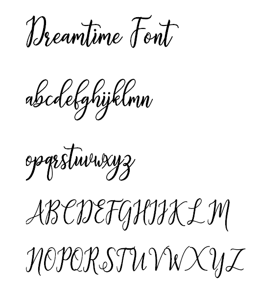 Rose Gold Mirrored Words - 8 Fonts  - Large or Medium - Aus orders only