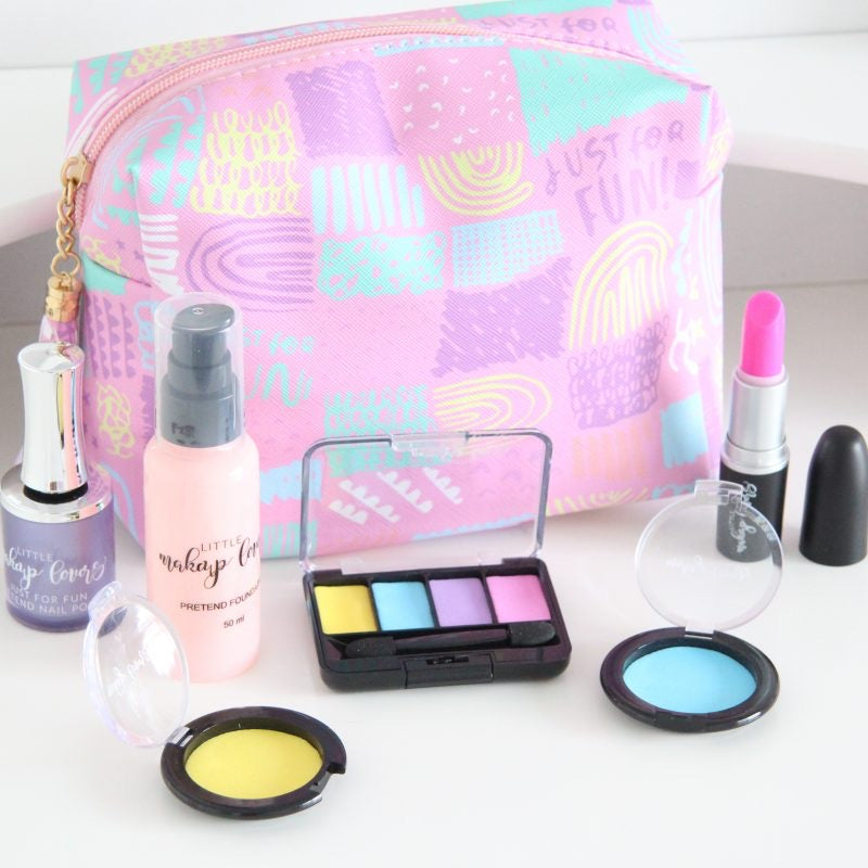 Little Miss Gorgeous Large pretend make up set