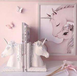Unicorn Bookends - ON SALE!!!  - AUS ORDERS ONLY