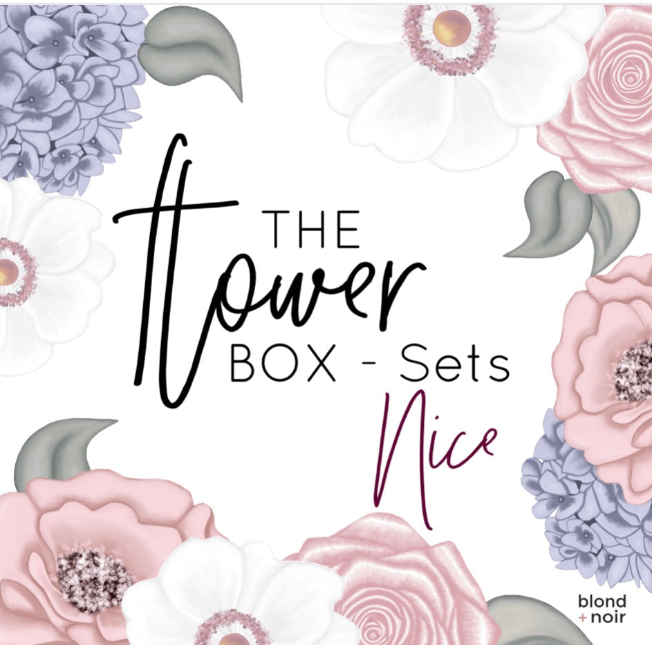 The Flower Box -Nice Box Set