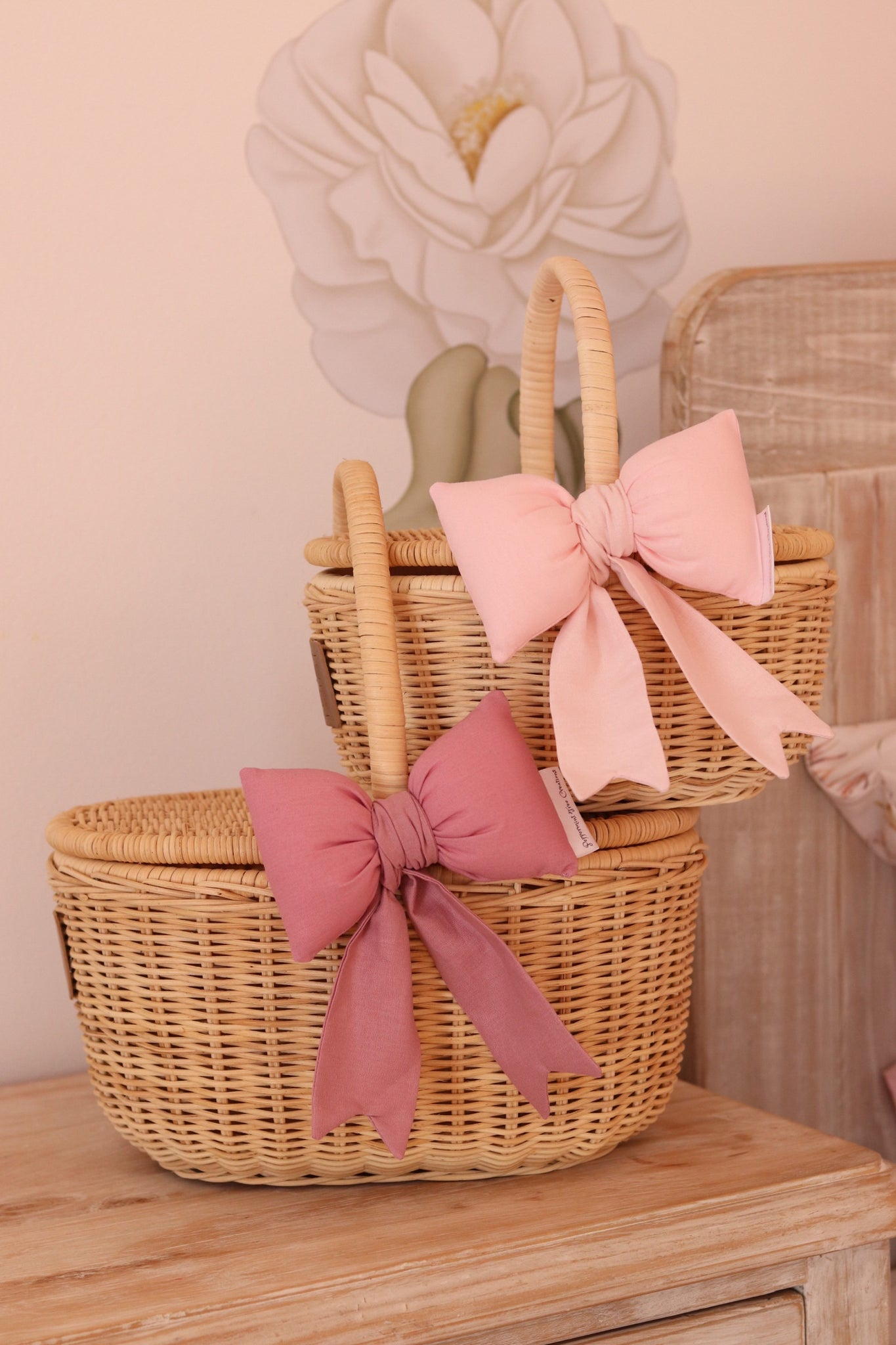 PRE-ORDER Dorothy picnic Baskets - two sizes