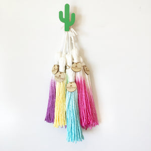 ON SALE! Giant Ombre Tassels now $18