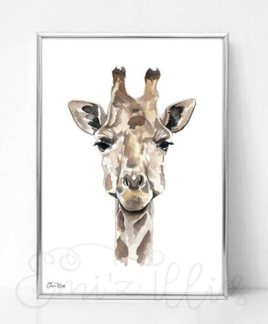 Giraffe - Various sizes