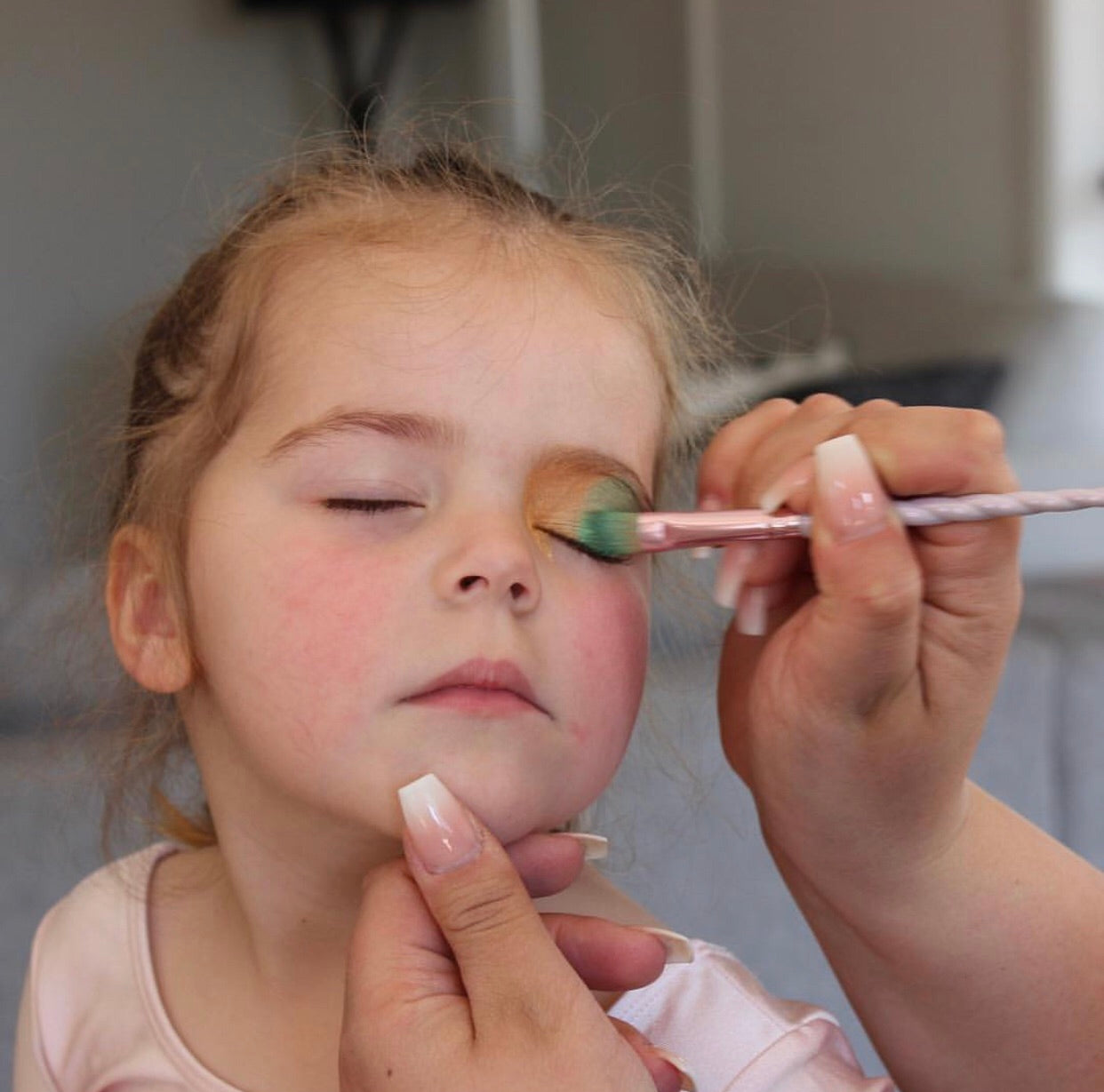 Natural REAL kids make-up set - ready to ship now