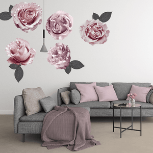 Sofia Wall Decals - Medium Set
