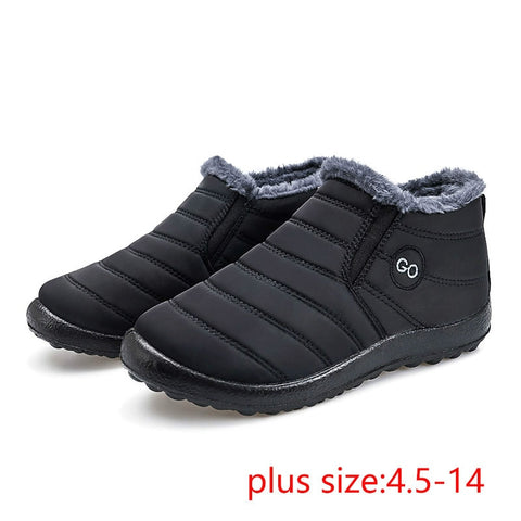 New Snow & Waterproof Winter Boots For Women