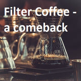 filter coffee brew