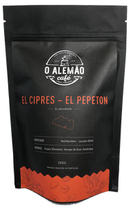 Specialty coffee online shop. Coffee from El Salvador, whole bean coffee with Rainforest Certificate
