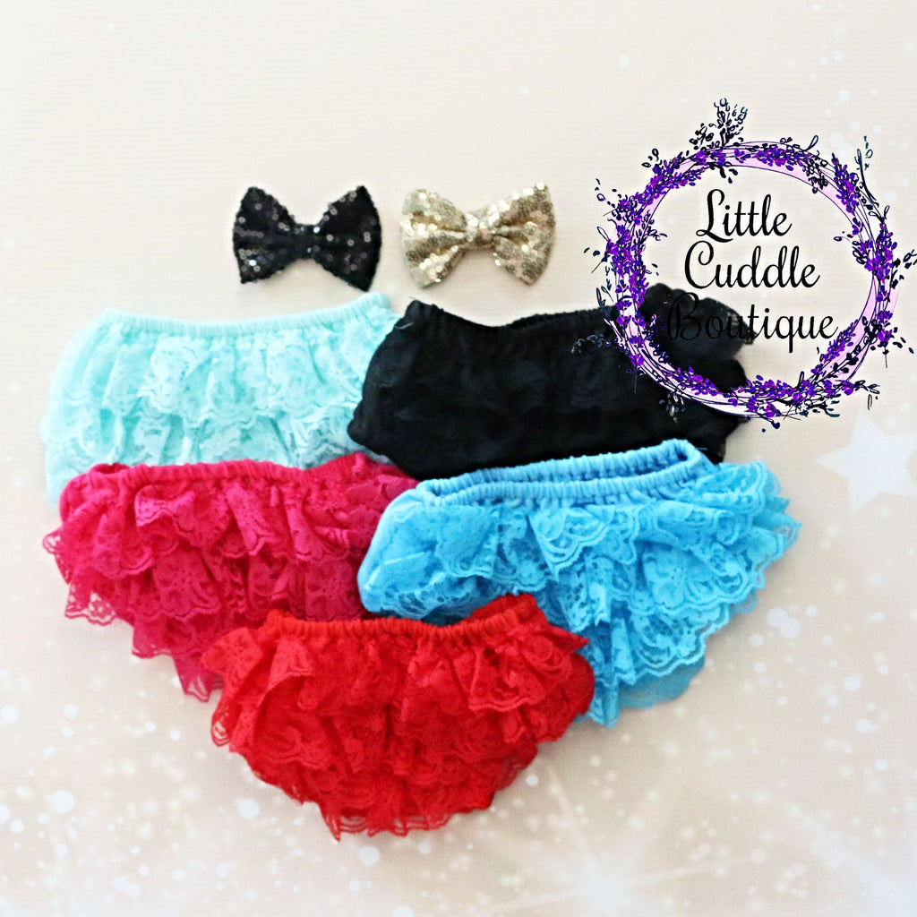 Chic Baby Bloomers