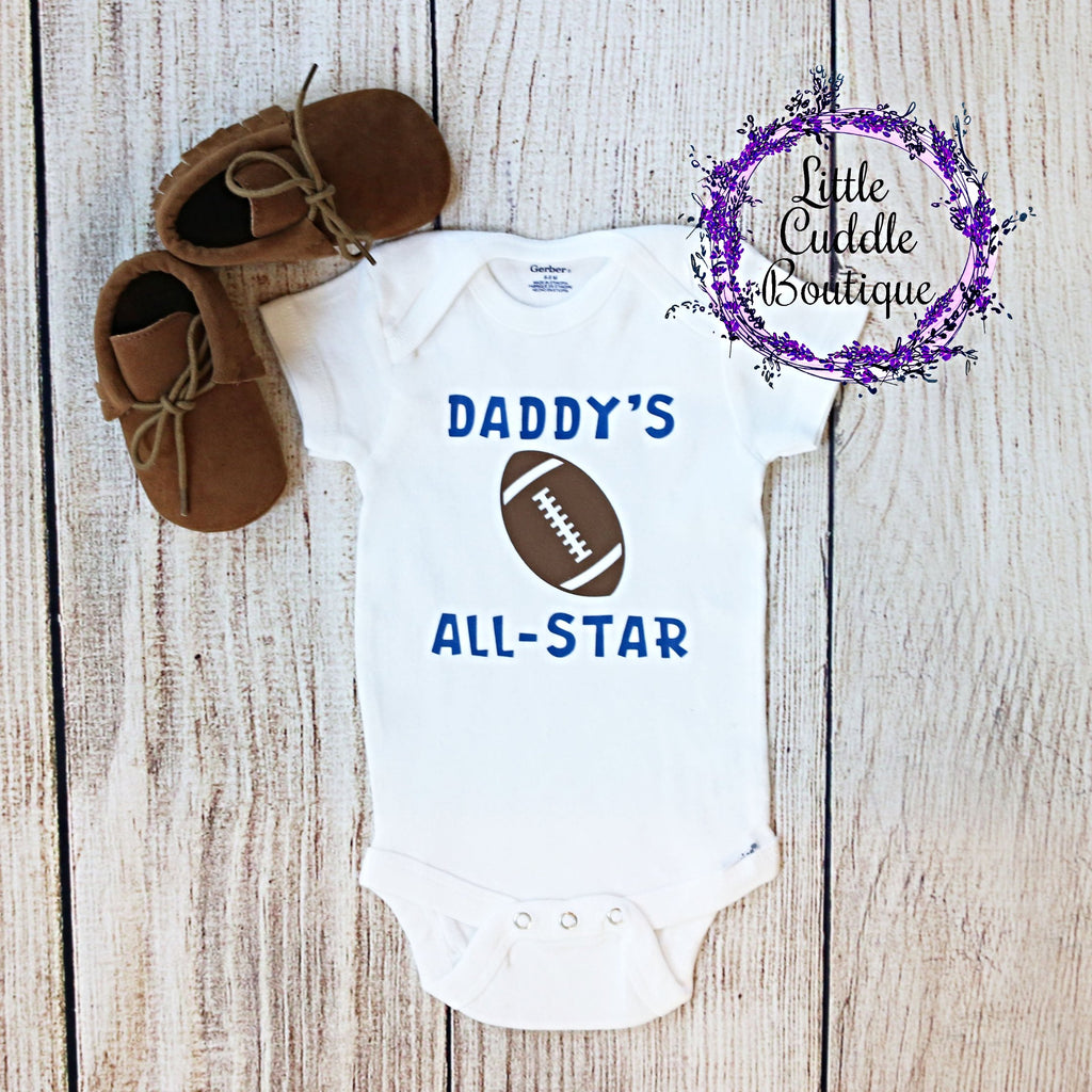 Daddy's All Star One Piece