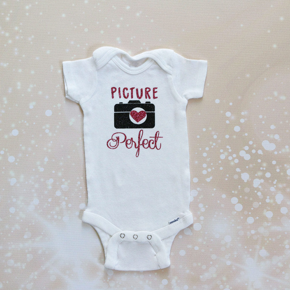 Picture Perfect Baby Tutu Outfit