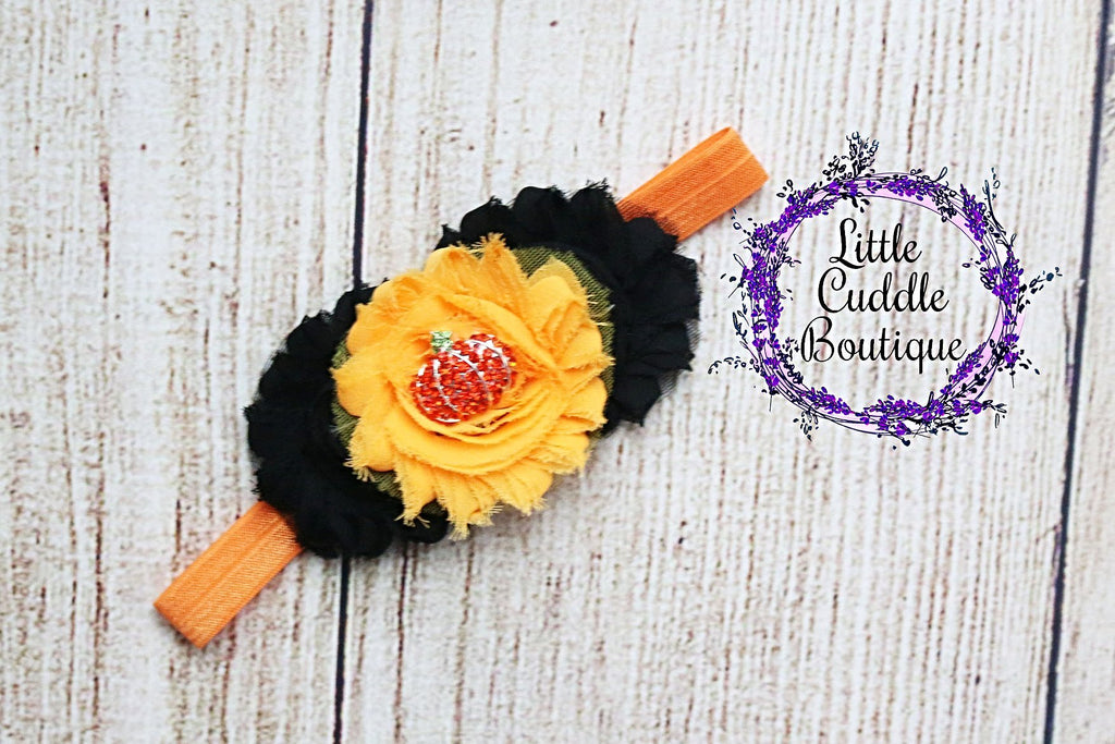 Chic Halloween Baby Headband