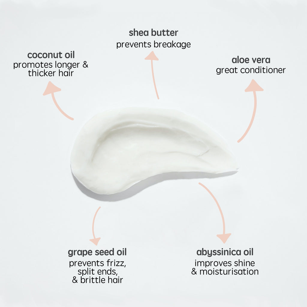 10 minute hair mask