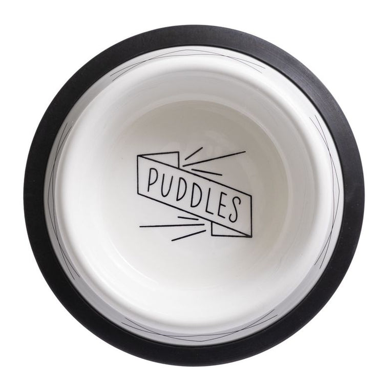 Puddles Small Food Bowl