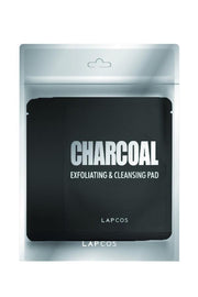 Charcoal Exfoliating & Cleansing Pad 5-Pack
