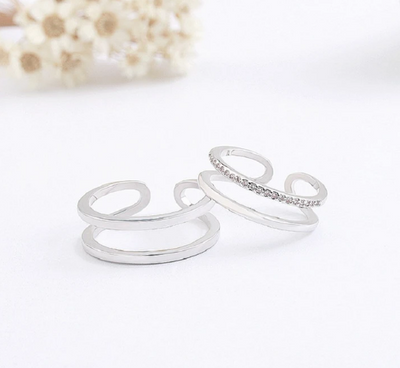 Double Layer Couple Rings