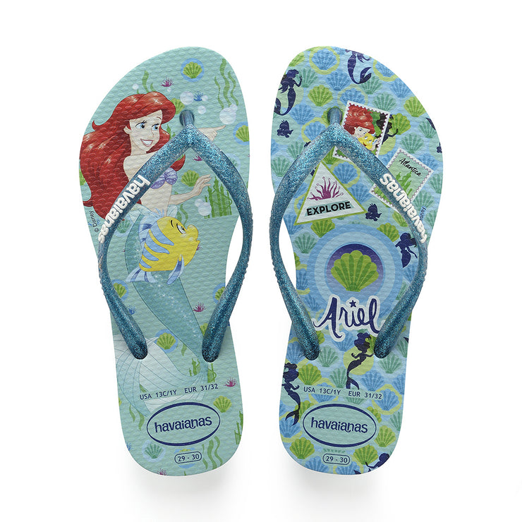Kids Slim Princess Sandal