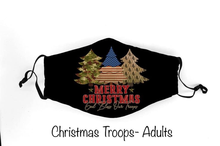 **PRE-ORDER** Christmas Holiday Shields