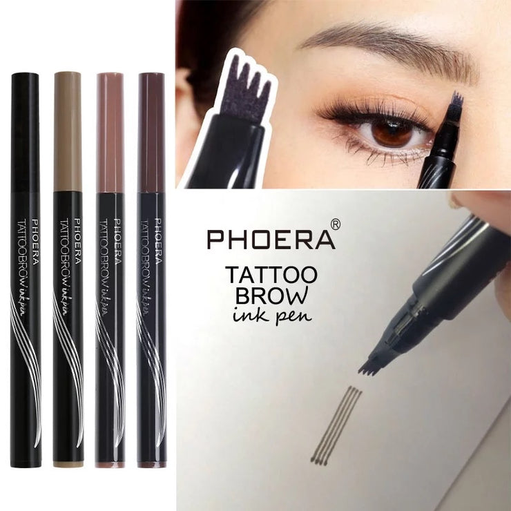 Vegan Phoera Eyebrow Tattoo Pen