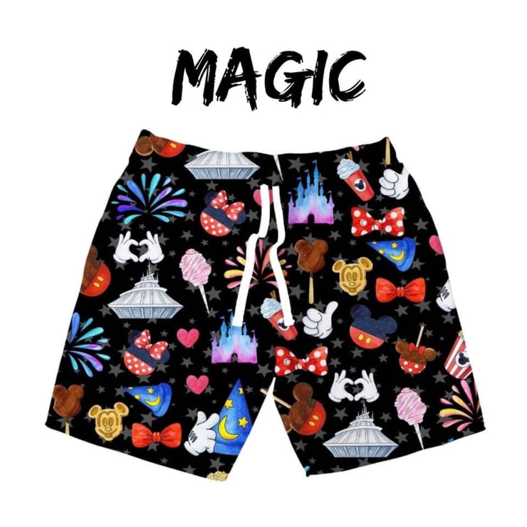 **PRE-ORDER** Jogger Shorts Part Two
