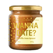 Wanna Date? Vanilla Spread