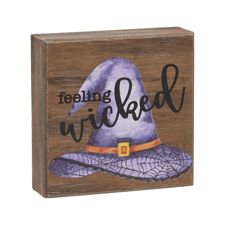 Feeling Wicked Hat Box