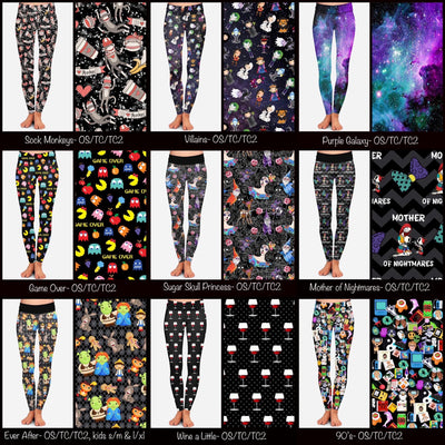 Ever After Leggings in S/M