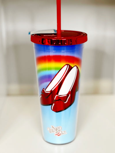 Wizard of Oz red shoes Foil Cup
