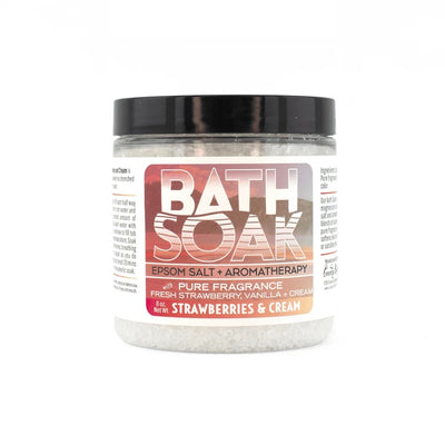 Bath Soak - Strawberries & Cream