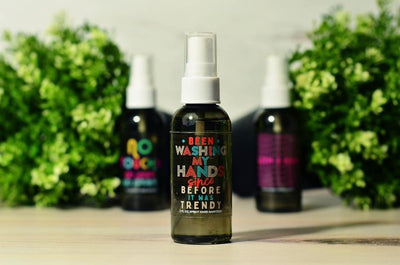 Spray Hand Cleaner