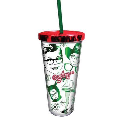 A Christmas Story Foil Cup