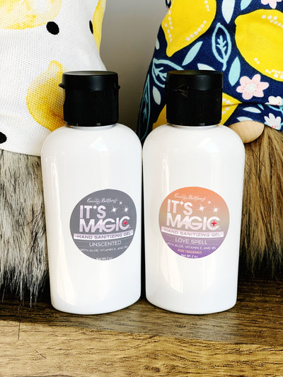 2oz Country Bathhouse Hand Cleaner