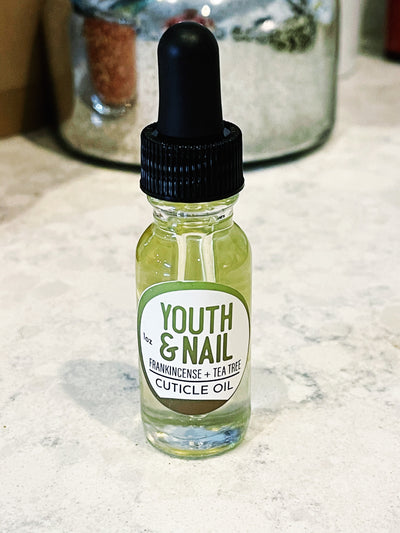 Youth & Nail Cuticle Oil