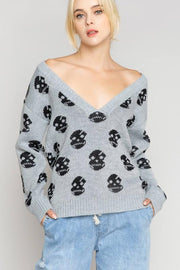 Sugar Skull Sweater