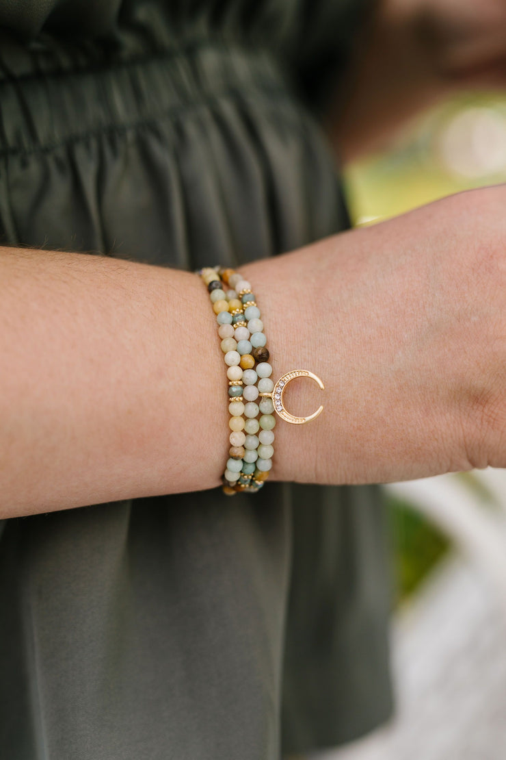 Two For One Wrap Bracelet/Necklace