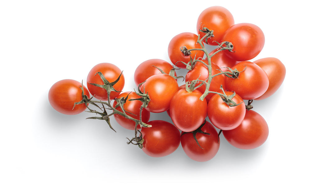 Fresh baby cherry tomatoes