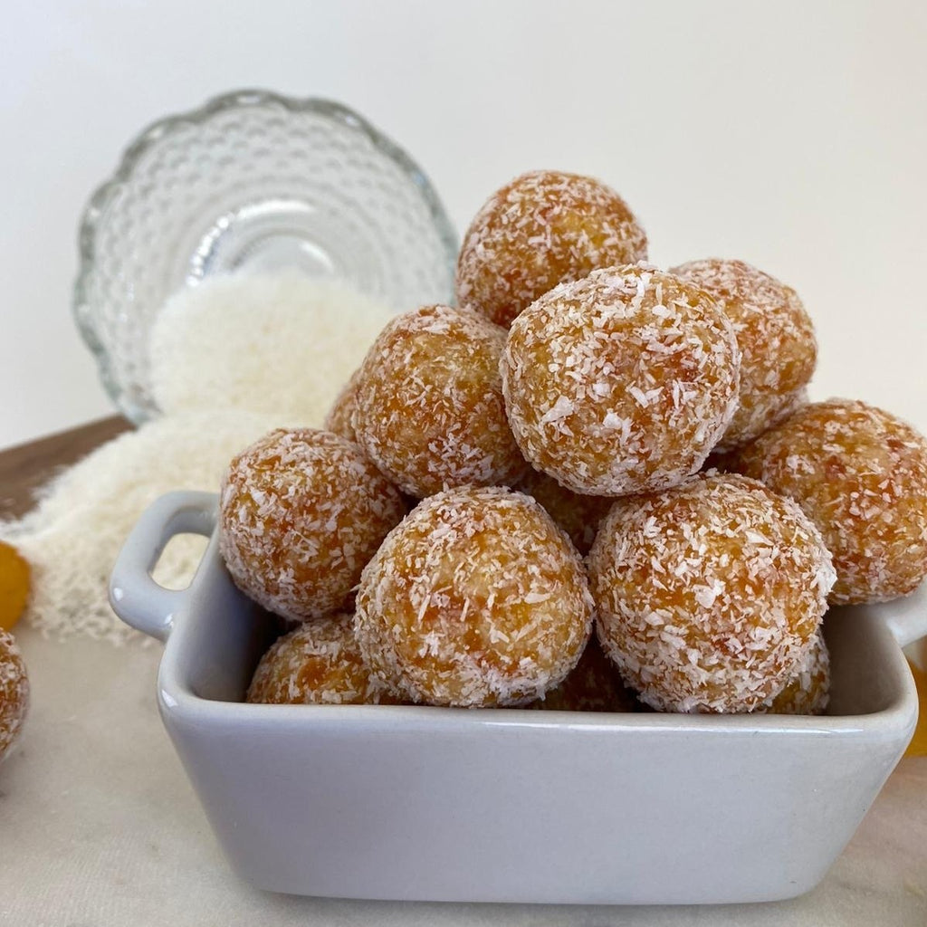 Heavenly Apricot Balls 4 pack