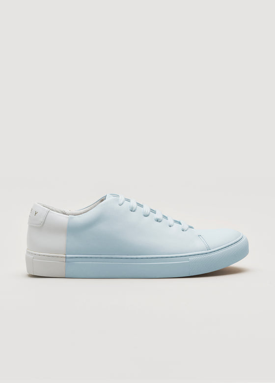 Two-Tone Low SkyBlue-White