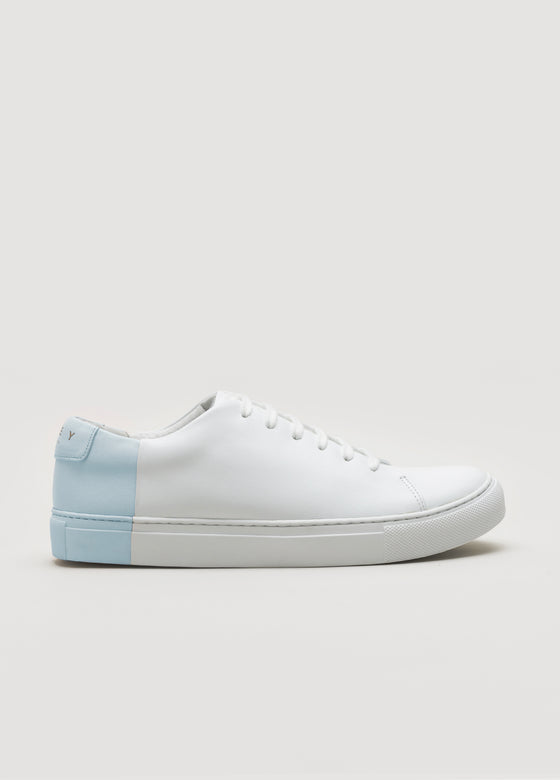 Two-Tone Low White-SkyBlue