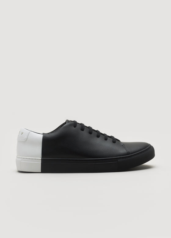 Two-Tone Low Black-White