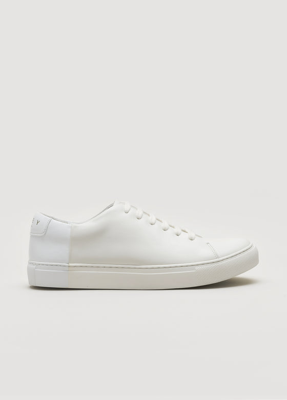 Two-Tone Low OffWhite-White