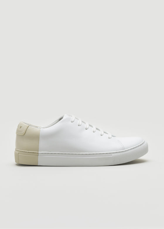 Two-Tone Low White-Beige