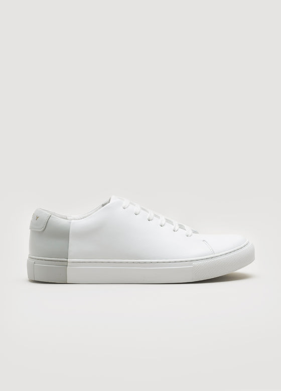 Two-Tone Low White-Grey