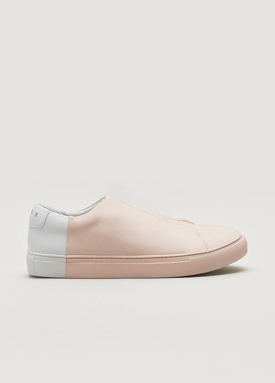Slip-On Two-Tone Low Blush-White