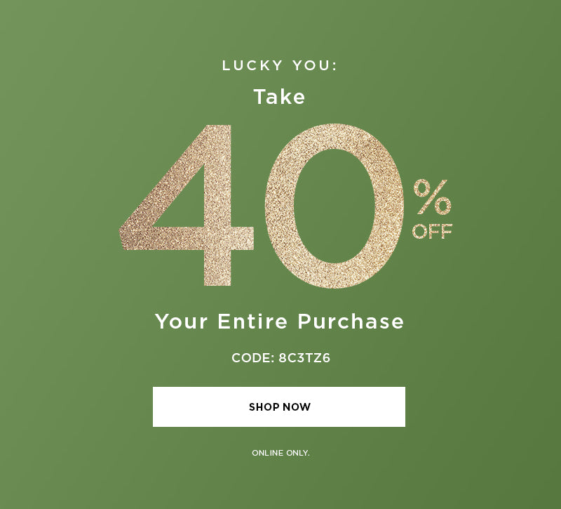 take 40 percent off