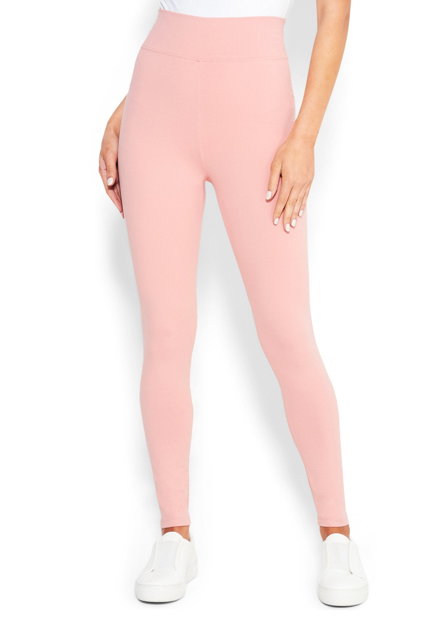 Bebe Women's Ruched Bum Bow Detail Legging, Size XXS in BRIDAL ROSE Spandex/Nylon