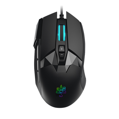 MOJO MJ-189 Pro Performance Silent Gaming Mouse