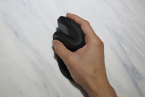 Perfect Grip Dual Mode Silent Vertical Mouse - Bluetooth/Wireless Optical Ergonomic Mouse