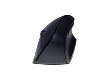 Load image into Gallery viewer, Silent Bluetooth Vertical Mouse - Wireless Optical Ergonomic Mouse w/Adjustable Sensitivity