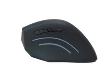 Load image into Gallery viewer, Dual Mode Silent Vertical Mouse - Bluetooth/Wireless Optical Ergonomic Mouse w/Adjustable Sensitivity